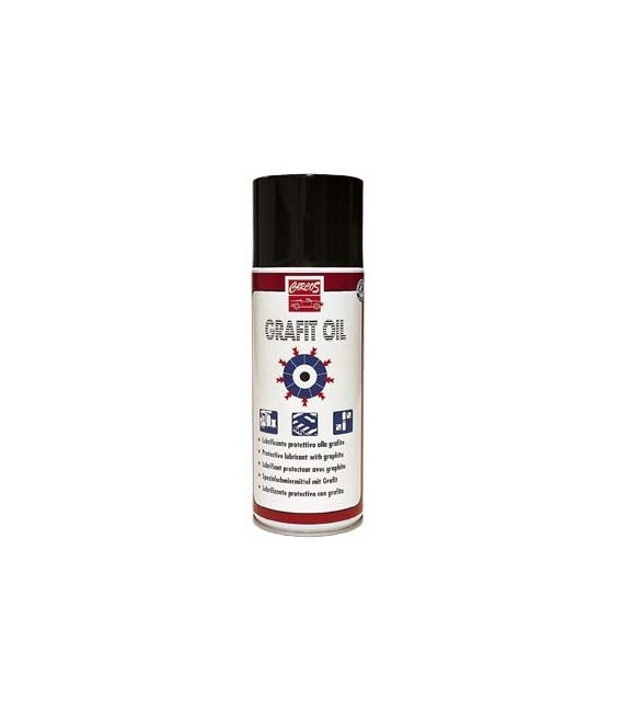 GRAFIT OIL SPRAY  400ML. CARCOS