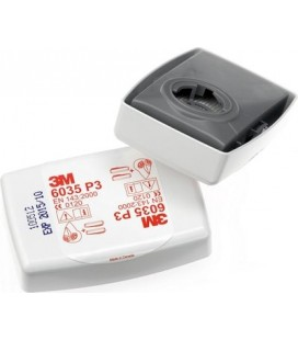 FILTRO ANTIPARTICOLATO 6035 P3 R,3M™