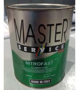 ALLUMINIO NITRO NITROFAST LT.0,75,MASTER SERVICE