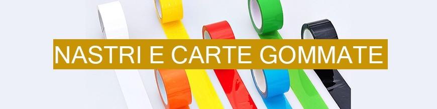 NASTRI E CARTE GOMMATE